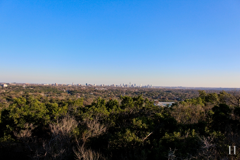 Downtown Austin Skyline : 02/17/15